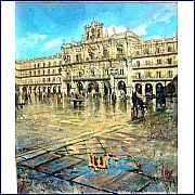 PLAZA MAYOR. SALAMANCA